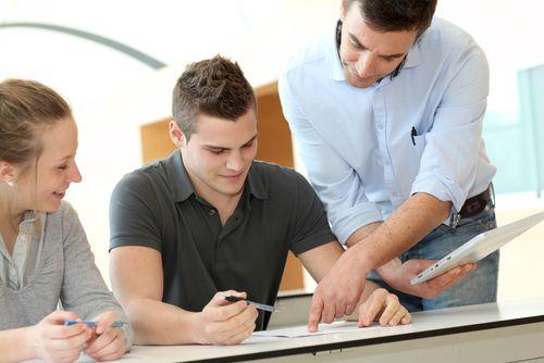 Online probability tutor