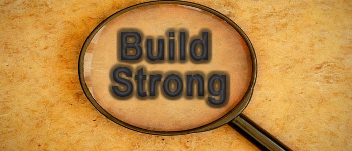 Build Strong Accounting Basics