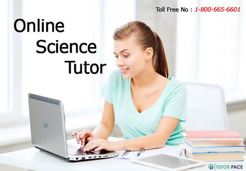 Online science tutor
